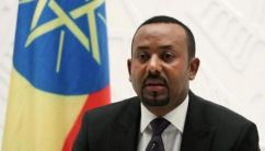 ماذا قال ابي احمد عن تطورات الأحداث في السودان؟