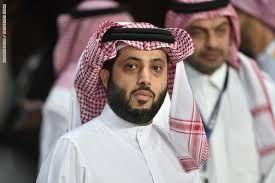تعيين تركي الشيخ بمنصب الرئيس الشرفي للهلال