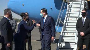 وزير الخزانة الأمريكية يصل الخرطوم.. تعرف على برنامج اللقاءات وأجندة الزيارة