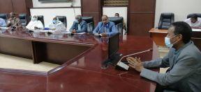 ولاية الخرطوم : ترتيبات بخصوص مواقف المواصلات وإعلانات الشوارع