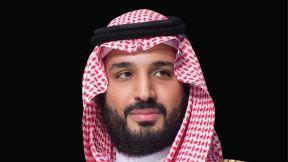 """صاحب السمو الملكي الأمير محمد بن سلمان يطلق مشروع """"ذا لاين"""" في نيوم"""
