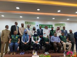 بإشراف سفارة خادم الحرمين الشريفين-مركز الملك سلمان ومؤسسة البصر الخيرية يدشنان حملة طبية ضخمة ضمن مشروع مكافحة العمى في السودان