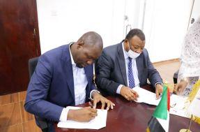 الشركة السودانية للموارد المعدنية توقع عقداً لشراء مبنى جديد