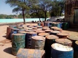 وزارة الطاقة والتعدين تضخ كميات من الجازولين  للزراعة والخدمات