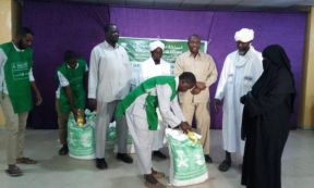 4000 سلة غذائية من مركز الملك سلمان لجنوب دارفور