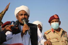 محمد الفكي: إعتصام الجنينة يعبر عن الإرث العظيم لثورة ديسمبر المجيدة