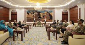 مرسوم دستوري باضافة ثلاثة اعضاء جدد لمجلس السيادة