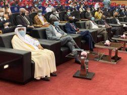 سفير خادم الحرمين الشريفين لدى السودان  يشارك في برنامج الامم المتحدة والاتحاد الاوروبي لدعم  السودان في مجال مكافحة الارهاب