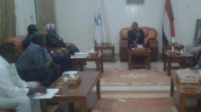 توقيع مذكرة تفاهم بين المجلس القومي للتدريب وولاية نهر النيل
