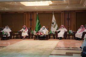 الرئيس العام يدشن خطة وكالة الرئاسة لشؤون المسجد النبوي لموسم رمضان 1442 هـ