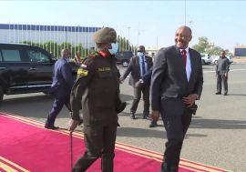 رئيس مجلس السيادة الإنتقالي يتوجه إلى جمهورية جنوب السودان