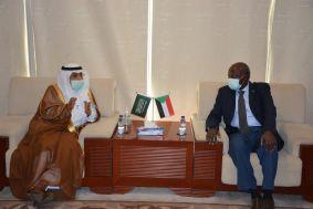 السودان والسعودية يتباحثان حول التعاون المشترك في مجال الطاقة