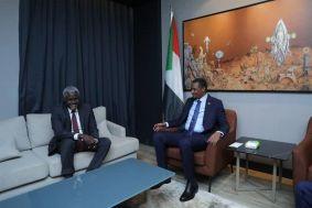 الإتحاد الأفريقي يؤكد دعمه لجهود تنفيذ سلام السودان وإلحاق غير الموقعين