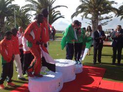 انجاز للسودان في البطولة العربية للضاحية بتونس ميداليتين فضية وبرونزية