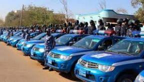 شرطة الخرطوم تنفذ حملات مكثفة لضبط السيارات والركشات والدراجات النارية غير المقننة