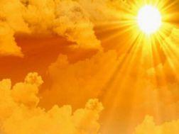 الارصاد:الحرارة تتخطى حاجز 43 درجة في معظم انحاء البلاد