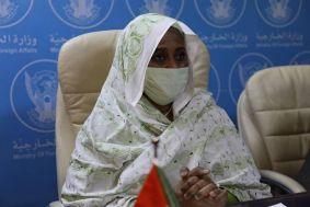 وزيرة الخارجية توضح لسفراء الاتحاد الأوروبي موقف التفاوض في سد النهضة
