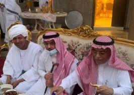 سفير خادم الحرمين الشريفين يشارك في إفطار الامين العام لمجلس التصوف