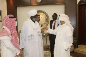 وزير المالية : السعودية ستلعب دور في إعفاء ديون السودان الخارجية