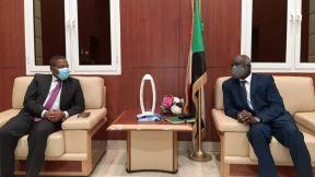 جبريل : يدعو أثيوبيا لتعزيز العلاقة مع السودان في مجالات مختلفة