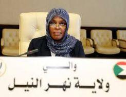 تكليف آمال فرج الله مدير عام لوزارة المالية بنهر النيل
