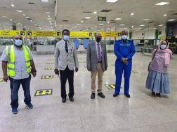 تجهيز حجر صحي بمطار الخرطوم استعداداً لاستقبال القادمين من الهند