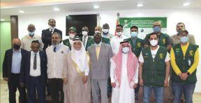 سفير خادم الحرمين الشريفين يدشن الحملات الطبية لمكافحة العمى في السودان