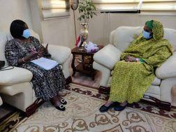 وزيرة الخارجية الكينية تؤكد فهم بلادها ودعمها لموقف السودان في قضية سد النهضة