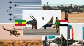 سي ان ان: سلاح الجو السوداني يتفوق على سلاح الجو الأثيوبي