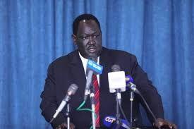 الوساطة في جوبا:لا أهمية للسقف الزمني مادامت الاطراف تتفاوض بجدية