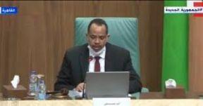 السودان يتسلم رئاسة الدورة الـ 51 لمجلس وزراء الإعلام العرب