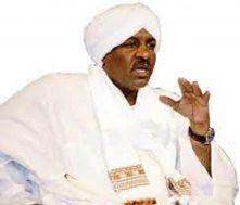 نداء السودان تجمد عضويتها في قوى الحرية والتغيير