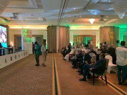 سفير خادم الحرمين الشريفين لدى السودان يشارك في المؤتمر الأول لتطوير قطاع الفول السوداني