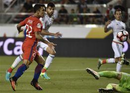 شيلي تكتسح المكسيك بسباعية وتصعد للمربع الذهبي في كوبا أمريكا