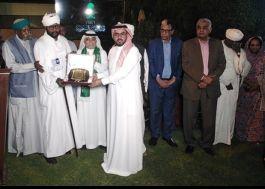 سفير خادم الحرمين الشريفين يقيم احتفال بمناسبة وداع المستشار الإعلامي للسفارة الدكتور فيصل الشهري