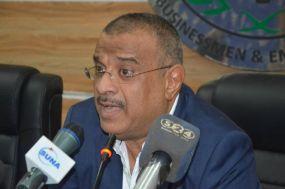 هاشم مطر:مؤتمرالسودان للاستثمار يأتي ضمن جهود دعم الفترة الانتقالية