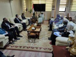 المديرة التنفيذية لوكالة المعونة الأمريكية تثمن التغييرات الإيجابية التي يشهدها السودان
