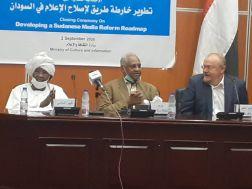 صالح:يجب أن تشرع الوزارة فوراً في انشاء مفوضيةلإصلاح الاعلام